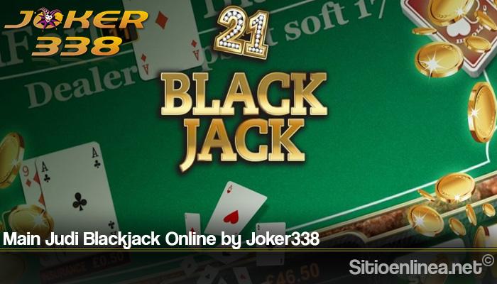 Main Judi Blackjack Online by Joker338